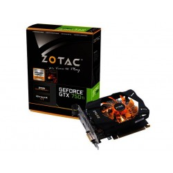 Zotac Geforce GTX 750 TI  VGA