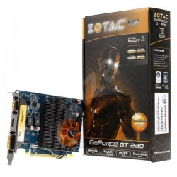 Zotac Geforce GT220 1GB DDR3 128 Bit