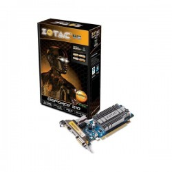 Zotac Geforce GT210 1GB DDR3 64 Bit