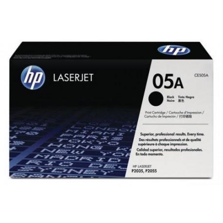 Toner CE505A For HP LaserJet Black Print Cartridge