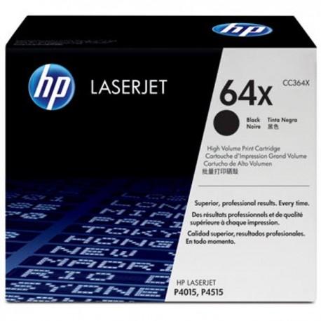 Toner CC364XC For HP LaserJet Black Print Cartridge