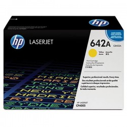 Toner CB402A For HP Color LaserJet CP4005 Yellow Crtg