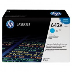 Toner CB401A For HP Color LaserJet CP4005 Cyan Cartridge