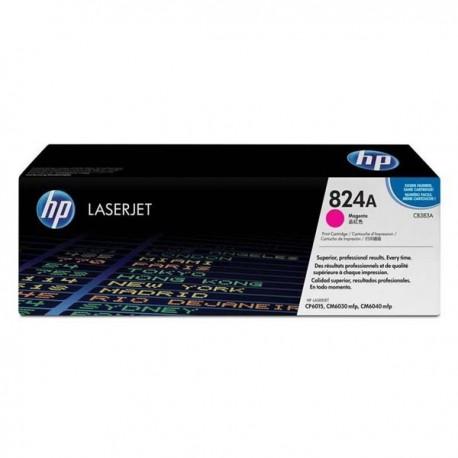 Toner CB383YC For HP LaserJet Magenta Print Cartridge MPS optimized