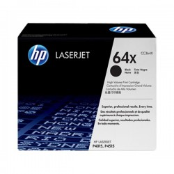 Toner CC364X For HP LaserJet 24K Black Toner Cartridge