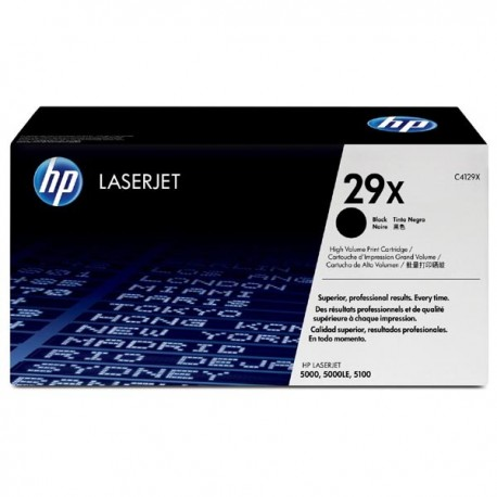 Toner C4129X For HP LJ 5000 5100 Print Cartridge