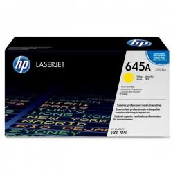 Toner C9732A For HP CLJ 5500 Yellow Print Crtg