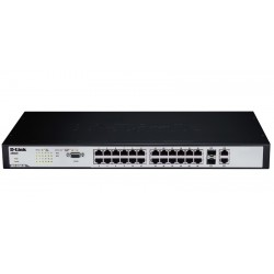 D-Link DES-3200-26 24 Port Switches 2 Port Gigabit