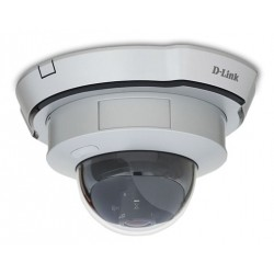 D-Link DCS-6110E 3 Axis Dome Digital Internet Camera With Colour 1 4 inch CMOS Sensor
