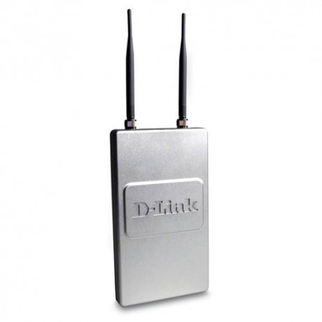 D-Link DWL-2700AP Access Point 54Mbps Wilress LAN Outdoor With 2 Removeable 5 dBi Antenna