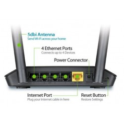 D-Link DIR-605L Cloud Wireless N 300 Router