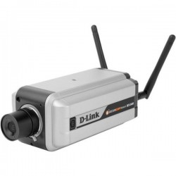 D-Link DCS-3430 Wireless Day/Night Fixed Network