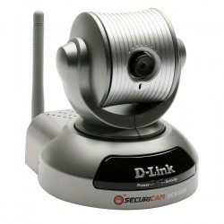 D-Link DCS-5220 Wireless Pan Tilt Network Camera