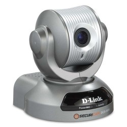 D-Link DCS-5610E Digital Internet Camera With Colour 0.5 Lux CMOS Sensor 3GP MPEG