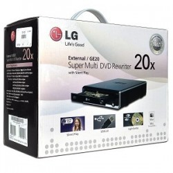 DVD RW LG EXT 20X GE20 box (AS)