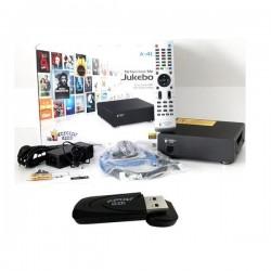 Popcorn Hour A-400 HD Player + Free Wifi WN160p