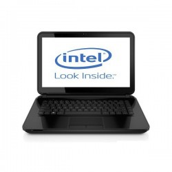 HP 14-R017TX Core i3 DOS Black