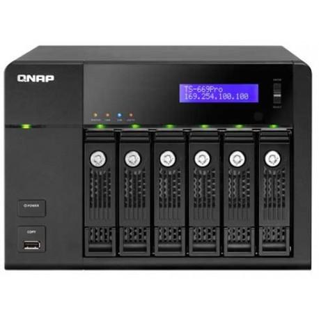 QNAP TS-669 PRO - SMB