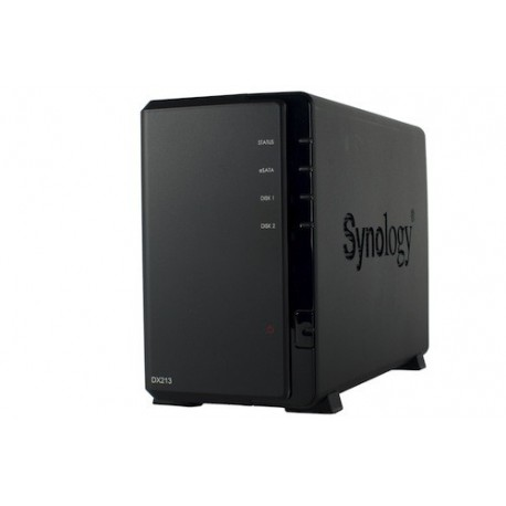 Synology DX213 Accessories 2-Bay Expansion for DS213