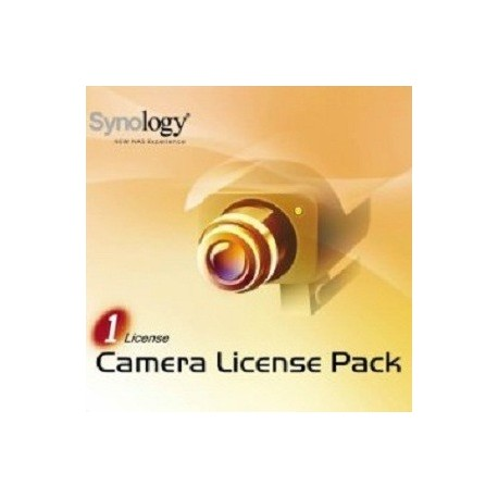 Synology SYNO-CAM-LIC1 Accessories 1-Camera License Pack