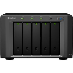Synology DX510 Accessories 5-Bay Exp for DS1812/DS1512/DS1511 /DS712