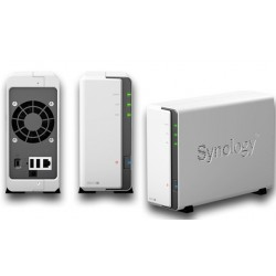Synology DS112J Diskless System Budget-friendly 1-bay