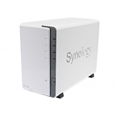 Synology DS212J Diskless System DiskStation Budget