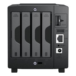 Synology DS411Slim DiskStation 4 Bay Desktop NAS