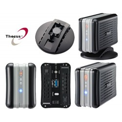"Thecus D0204 USB 3.0 DAS Supports 2x 2.5"" HDD/SSD"