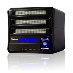 Thecus N3200 Diskless System RAID 5 Security Network