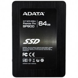 Adata SP900 64GB SATA III FREE Bracket