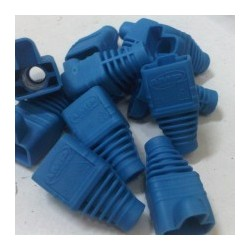 AMP Plug Boot RJ45 Cat.5 50pcs pack