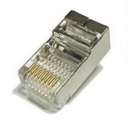 AMP Conector RJ-45 STP Cat. 5 besi