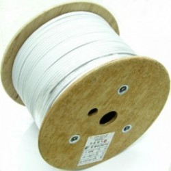 AMP 219413-1 Cable FTP Cat-5 Wooden Reel 305 Meter White
