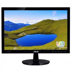 Asus VS197N-18.5? Wide Screen-HD 1366x768 LED-Analog DVI