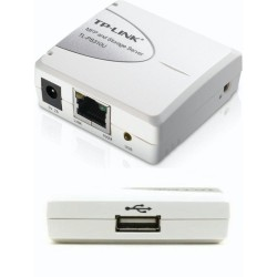 TP Link TL-PS310U Print Server 1 Port USB Multi Function