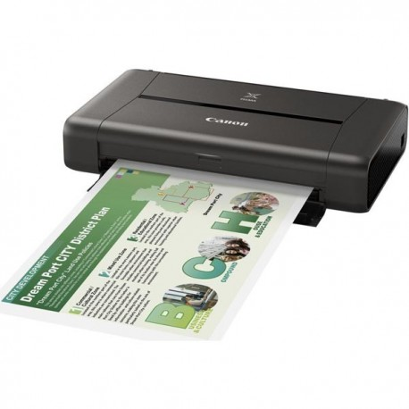 CANON PIXMA iP110 Wireless Mobile Printer