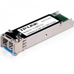 TP-Link SM311LS Up To 10KM Mini GBIC Module Singlei-ModeLC Interface