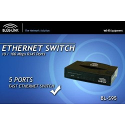 Blue Link BL-S95 Switch 5 Port 10/100 Mbps