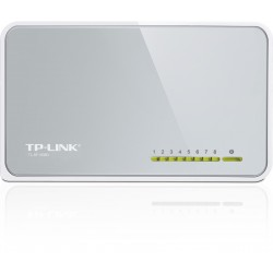 TP Link TL-SF1008D Switch 8 Port 10 100