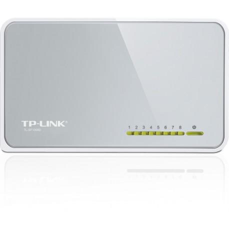 TP Link Switch 8 Port 10 100 TL-SF1008D