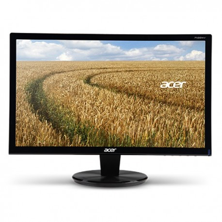 ACER P206HL  Monitor 20 Inch LED Widescreen