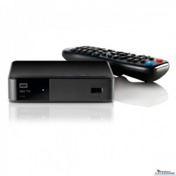 WD TV LIVE Streaming Media Player Ext HDD WD 500GB Free 10 HD Movies Original HDMI Cable
