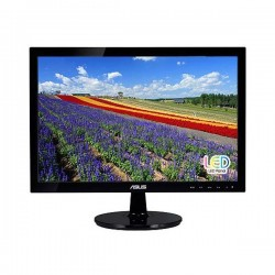 Asus VS197D-18.5 Inch Wide Screen-HD 1366x768 LED-Analog