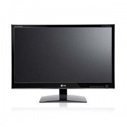 LG 23 Inch D2342P 3D LED-Bisa Convert Semua Film ke 3D Glasses-1920x1080-5.000.000:1-Analog DVI HDMI-Garansi Resmi