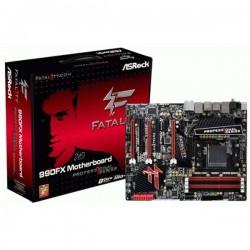 AsRock 990FX PROFESSIONAL FATAL1TY AM3 AM3 AMD 990 DDR3 USB3 SATA3