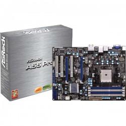 ASRock A55 PRO3 AMD A55 FCH FM1 100W Processors DDR3