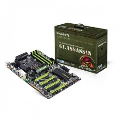 Gigabyte G1-Assassin XL LGA1366 Intel X58 DDR3 USB 3 SATA 3