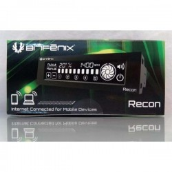 Bitfenix Recon Fan Controller Touch Screen 5 Fan Controller