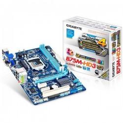 Gigabyte GA-B75M-HD3 LGA1155 B75 DDR3 SATA 3